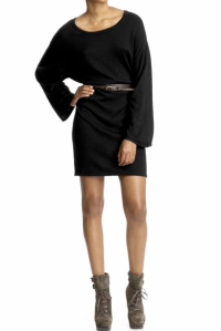 Tinley Road Belted Sweater Dress