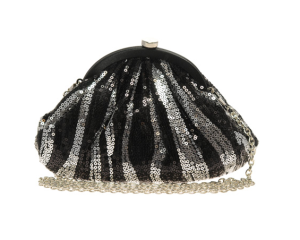 Asos Suzy Smith Sequin Party Clutch Bag
