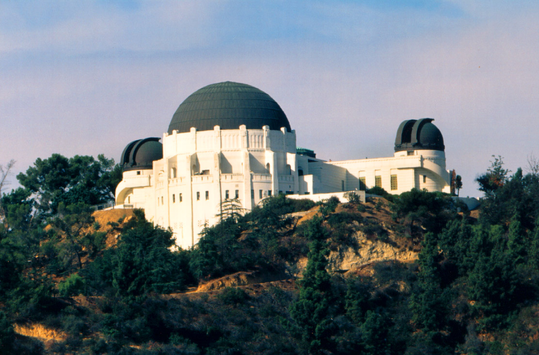 the griffith observatory A popular and tough route to the griffith observatory, this fun fire road trail also  gives you some great views of the hollywood sign along the way.