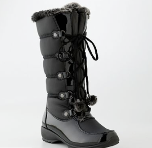 Totes Puff Winter Boots
