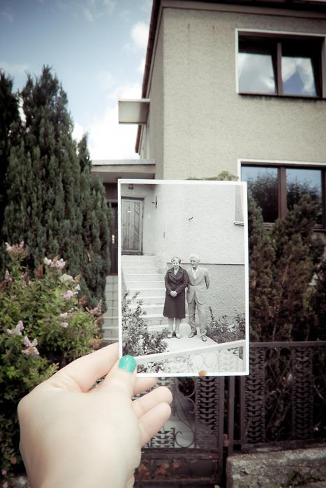 Dear Photograph Old Couple